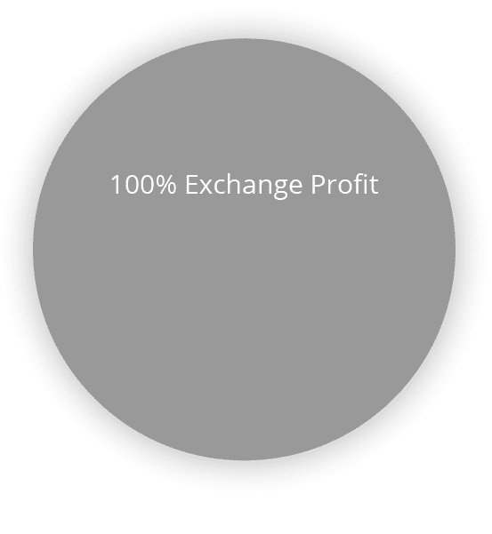 100% Exchange Profit